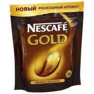 Кофе NESCAFE GOLD пакет  150 гр,